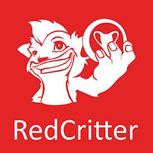 RedCritter Logo